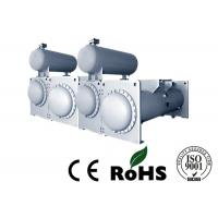 Buy cheap Condensing Unit Flooded Heat Exchanger , Shell And Tube Evaporator R410A from wholesalers