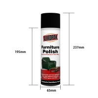 Buy cheap Household Care Anti Static 500ml Furniture Polish Spray from wholesalers