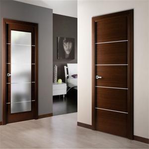 China Front Entrance Wood Composite Door Different Color Plastic Composite Frame wholesale