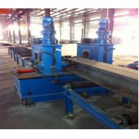 China H- Beam welding line,H-Beam flange straightening machine on sale