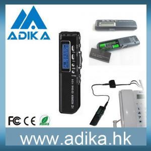 China Digital MP3 Voice Recorder Pen,Tel Recorder ADIKA-DVR0018 wholesale