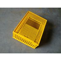 China Live chicken cage to transport, plastic poultry transport cage for sale wholesale