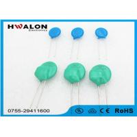 China Blue Green 10mm 510v MOV Electronic Component Varistor Thermistor UL certification on sale