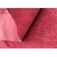 Quality Decorative Burnout Velvet Sofa Cover Fabric for sale