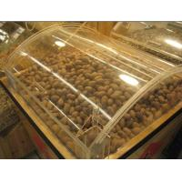 China Non-Toxic Clear Acrylic Bakery Display Case With Electrical Insulation wholesale