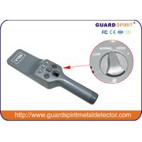 China ultra-high sensitivity hand held Mini metal detector , security body scanner for airport on sale
