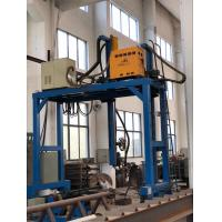 Super Pipe Making Machine Electric Transmission Pole Automatic Gantry Welding