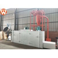China 150KG/H Dry Type Fish Feed Processing Line , 30Kw Fish Food Production Line wholesale