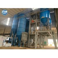 China Automatic Dry Mortar Production Line For Skim Coat And Wall Putty Customized Color wholesale