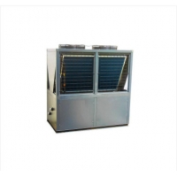 China 60P Air Source Heat Pump Hot Water Heater For Restaurant wholesale