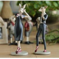 China Milu deer rabbits art craftwork Decoration wholesale