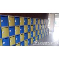 China Durable Colorful Changing Room Lockers / Anti - Water Coin Operated Lockers wholesale