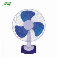 China Energy Saving 16 Inch Ac Table Fan 3 Speed Setting With Wide And Strong Air Flow wholesale