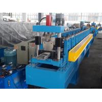 China 14 stations Cold Roll Forming Machine for upright structure lock type wholesale