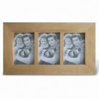 China Collage Photo Frame with FSC Mark, Made of Wood, Available in Various Sizes and Colors wholesale