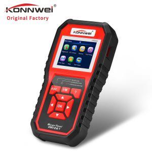 China 0.77W 1W Live Data Scanner Diagnostic Tool Konnwei Kw850 BMW Mercedes Toyota Honda Ford Obd2 wholesale