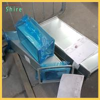 China Duct Surface Temporary Plastic Protection Film , Scratch Resistent Cover Film wholesale