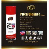 China Professional 450ml automotive cleaning products Vehicle Coating Pitch Cleaner wholesale