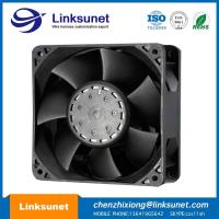 China DB3828 UL94 - V0 Axial Cooling Fans Integrated Stator Airfoil Blade DC EC AC Colling Fan wholesale