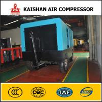 China Rotary Screw Air Compressor LGCY-22/8 Diesel Power Mobile Air Compressor on sale