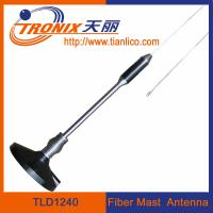 China 1 section fiber mast car antenna/ magnetic mount car antenna/ active radio antenna TLD1240 wholesale