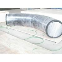 China Radius 5D 30 Degree Steel Tube Bends Galvanized Pipe With Plastic Wrapping wholesale