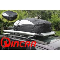 Quality OEM 600D Oxford Polyester Roof Carrier Bag Waterproof for travel for sale