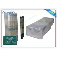 China 100% PP Raw Non Woven Weed Barrier Landscape Fabric Protect Plant / Garden / Fruit / Weed Control wholesale