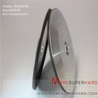 China 4A2 resin bonded diamond grinding wheels for carbide profile grinding Alisa@moresuperhard.com wholesale
