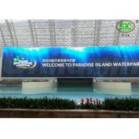 China HD P10 LED TV Screen Indoor Led Video Billboards Full Color Display wholesale