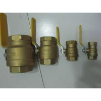 China brass valves wholesale