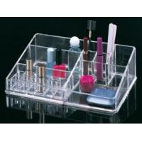 China Exquisite Design Cosmetic Box Acrylic Organizer wholesale