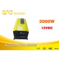 China Low frequency 50hz/60hz off grid inverter Single output dc converter 2kw 24v 220v wholesale