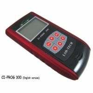 China obd2motor CI PROG 300 Remote and Car Chip Adapter English version wholesale
