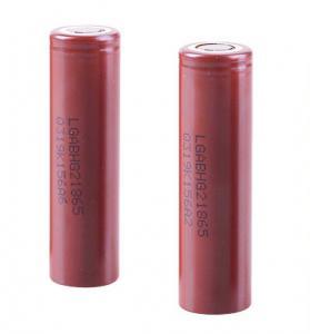 China Original Sumsung 3000mAh 3.7V 18650 Li Battery wholesale