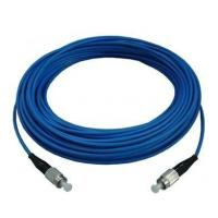 Buy cheap Fc - Fc / Pc - Sm Armoured Duplex Fiber Patch Cord For Cabling System from wholesalers