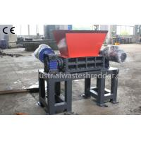 Buy cheap Waste Paper Industrial Waste Shredder Easy Blade Changing Customizable Capacity from wholesalers