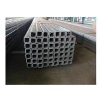 Quality Standard DIN ASTM Mechanical Galvanized Steel Tubing With Smooth Surface for sale