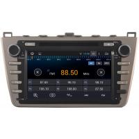 China 7'' Android Car GPS Navigation System 2008 - 2012 WiFi 3G Mazda 6 Car DVD Player Car Radio GPS Stereo In Dash on sale