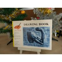 China Drawing Book Type Artist Paint Pad Heavy Weight Drawing Paper A3 A4 Size wholesale
