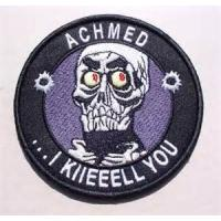 China Embroidered Morale Patches on sale