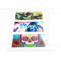 China Morph Flower 3D Lenticular Bookmarks wholesale