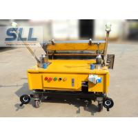 China Waterproof Automatic Rendering Machine For Construction / Building Laser Positioning wholesale