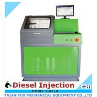 China F-816B Common Rail Injector Test Bench(5.5KW/380V/3PHASE)with Europe flow sensor wholesale