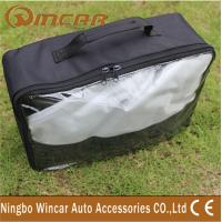 Quality fireproof Waterproof Roof Top Cargo Bag carriers of 600D polyester oxford for sale