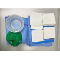 China Angiography Surgical Pack Sterile Disposable Device Angio Heart Surgical Procecdure Packs wholesale