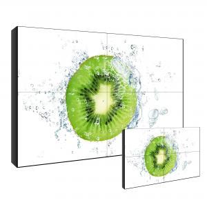 China 3x3 HD Intelligent Lcd Display Bilateral Seam 1.7mm 49'' Lcd Advertising Board wholesale