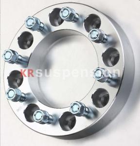 "China Aluminium 6X5.5"" Custom Wheel Adapters M14X1.5 Studs Thickness 1.5"" / 3"" wholesale"
