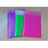 China Colorful Bubble Padded Envelope 215x260mm #E Custom Printed Bubble Mailers wholesale