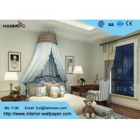 China Waterproof Non - Woven Modern Removable Wallpaper , Removable Faux Brick Wallpaper wholesale